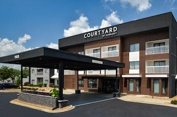 Hotel - Courtyard by Marriott Charlotte/Matthews
