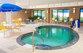 希臘羅切斯特西萬怡費爾菲爾德套房飯店 Fairfield Inn & Suites by Marriott Rochester West/Greece