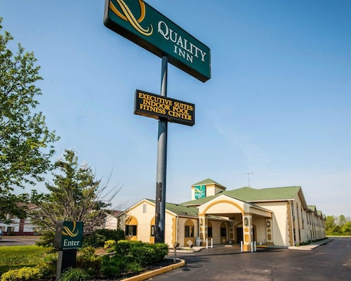. Quality Inn Franklin I-65