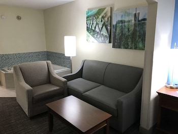 Hotel - Best Western Inn & Suites - Monroe