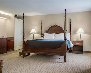Suite, Multiple Beds, Non Smoking (2 Queen,Sofa Bed,Living Room)