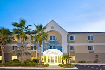 傑克遜維爾索內斯塔簡單套房飯店 Sonesta Simply Suites Jacksonville