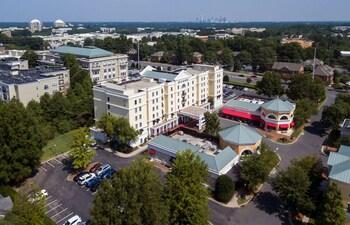 菲力浦斯廣場南方公園歡朋套房飯店 Hampton Inn and Suites - SouthPark at Phillips Place