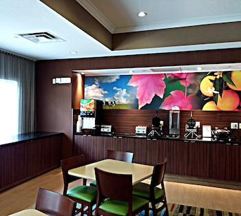 Fairfield Inn By Marriott Orlando Airport - Breakfast Area  - #0