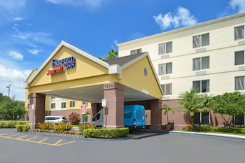 Hotel - Fairfield Inn By Marriott Orlando Airport