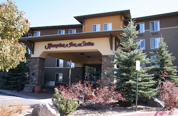 弗拉格斯塔夫歡朋套房飯店 Hampton Inn & Suites Flagstaff