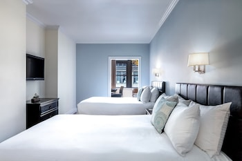 Guestroom at Avalon Hotel in New York
