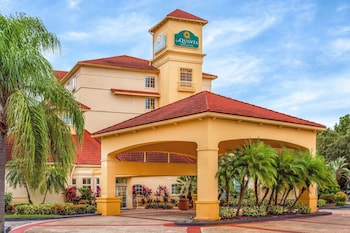 西萊克蘭溫德姆拉昆塔套房飯店 La Quinta Inn & Suites by Wyndham Lakeland West