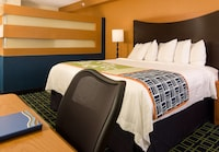 Suite, 1 King Bed with Sofa bed at Fairfield Inn & Suites Orlando Lake Buena Vista in Orlando