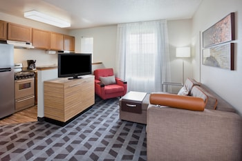 明尼阿波利斯伊登普雷里萬豪廣場套房飯店 Towneplace Suites By Marriott Minneapolis Eden Prairie