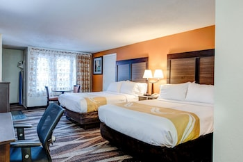 Hotel - Quality Inn Creekside - Downtown Gatlinburg