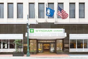 巴羅那廣場溫德姆花園飯店 Wyndham Garden Hotel Baronne Plaza