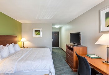 Guestroom at Quality Inn Mesquite - Dallas East in Mesquite
