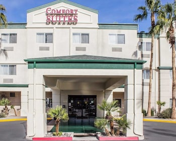 北鳳凰城凱富飯店 Comfort Suites Phoenix North