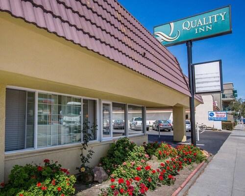 . Quality Inn Santa Cruz