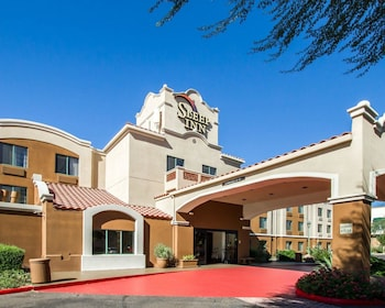 Exterior at Sleep Inn at North Scottsdale Road in Scottsdale