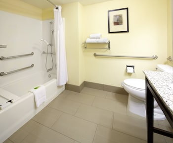 Suite, Accessible, Non Smoking (Mobility Tub)