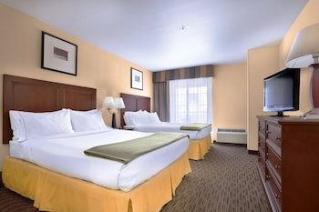 Guestroom at Holiday Inn Express Hotel & Suites Scottsdale - Old Town in Scottsdale