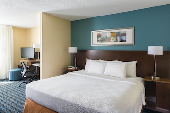 Hotel - Fairfield Inn & Suites Dallas Park Central