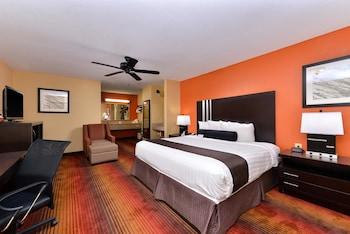 Standard Room, 1 King Bed, Accessible, Bathtub