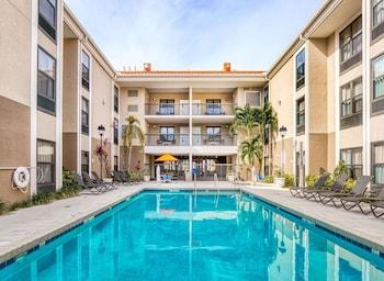 佛羅里達奧蘭多東中佛羅里達大學區歡朋套房飯店 Hampton Inn & Suites Orlando/East UCF Area, FL