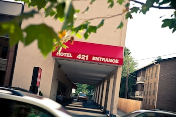 Hotel - Inns of Virginia - Falls Church