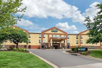 堪薩斯城雷內克凱藝套房飯店 Quality Inn & Suites Lenexa Kansas City