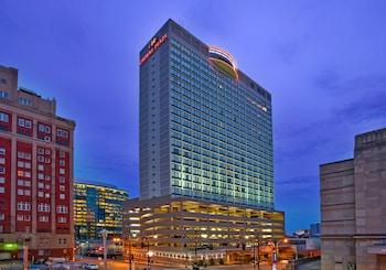 堪薩斯市市區皇冠假日飯店 Crowne Plaza Kansas City Downtown, an IHG Hotel