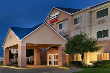 Exterior at Fairfield Inn & Suites by Marriott Dallas Mesquite in Mesquite