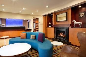 達拉斯梅斯基特萬豪費爾菲爾德旅館及套房飯店 Fairfield Inn & Suites by Marriott Dallas Mesquite