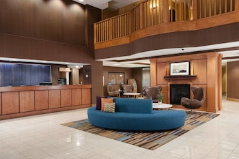 Hotel - Fairfield Inn & Suites Atlanta Airport South/Sullivan Road