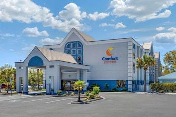 南方港-奧克島凱富全套房飯店 Comfort Suites Southport - Oak Island