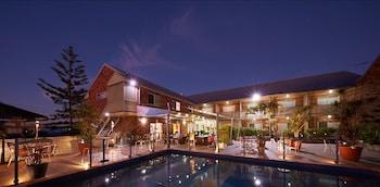 貝斯特韋斯特葛列格里露台布里斯本飯店 Best Western Gregory Terrace Brisbane
