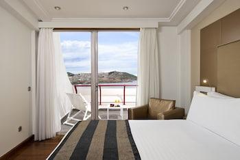 Melia Room, Oda, Teras, Deniz Manzaralı