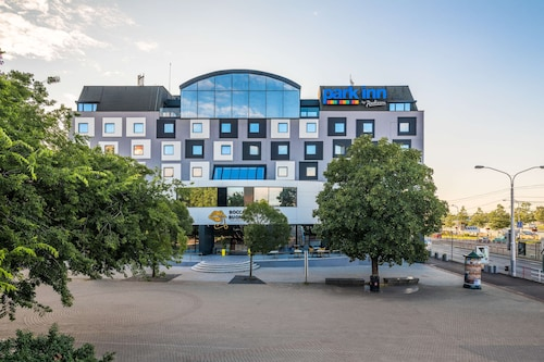 . Park Inn by Radisson Danube Bratislava