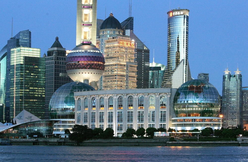 Oriental Riverside Hotel - Shanghai Int'l Convention Center
