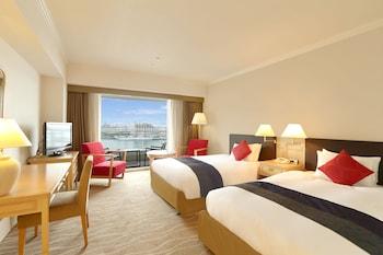 スタンダード ツインルーム|神戸 メリケンパーク オリエンタル ホテル