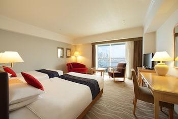 スタンダードグランデツイン|31㎡|神戸 メリケンパーク オリエンタル ホテル