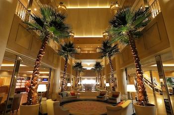 KOBE MERIKEN PARK ORIENTAL HOTEL Lobby