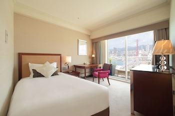 シングル ノースビュー|神戸メリケンパークオリエンタルホテル