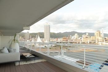 KOBE MERIKEN PARK ORIENTAL HOTEL Balcony