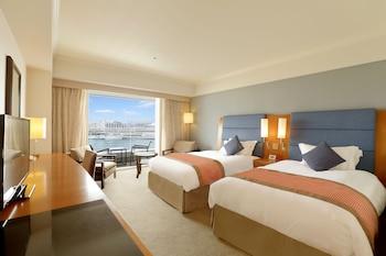 シーフィルリゾートツイン|27㎡|神戸 メリケンパーク オリエンタル ホテル