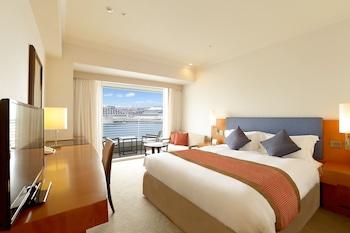 シーフィルリゾートダブル|23㎡|神戸 メリケンパーク オリエンタル ホテル