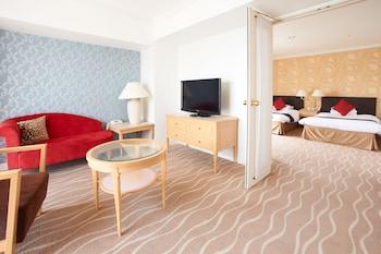 KOBE MERIKEN PARK ORIENTAL HOTEL Living Room