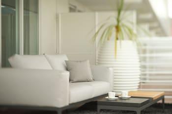 KOBE MERIKEN PARK ORIENTAL HOTEL Terrace/Patio