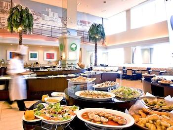 KOBE MERIKEN PARK ORIENTAL HOTEL Breakfast Area