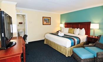 Standard Oda, 1 En Büyük (king) Boy Yatak, Mutfak, Okyanus Manzaralı