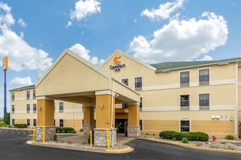 Hotel - Comfort Inn Walcott near Davenport