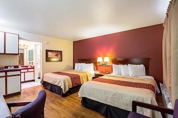 機場凱富飯店 Red Roof Inn Las Vegas