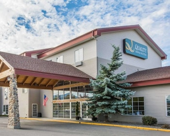 Hotel - Quality Inn & Suites Liberty Lake - Spokane Valley